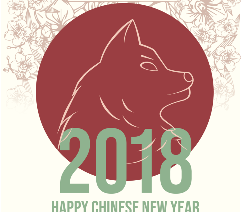 Happy new year of the dog!